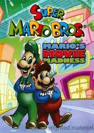 Super Mario Bros.: Marios Movie Madness Movie