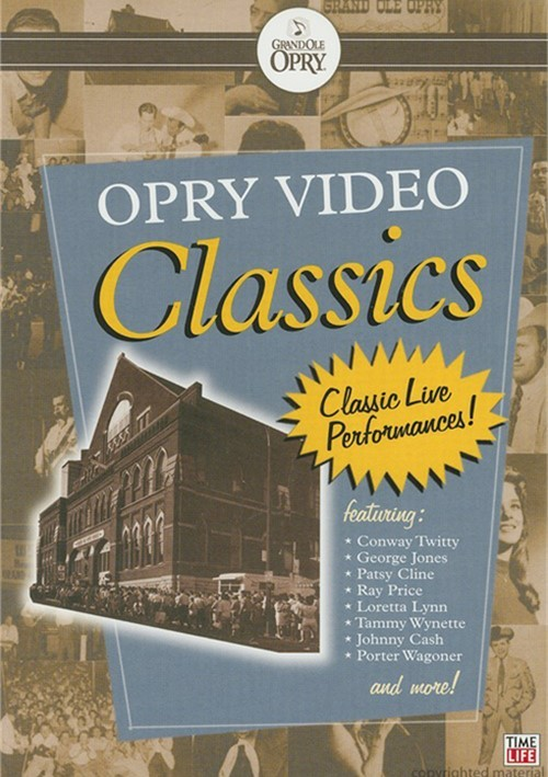 Opry Video Classics Movie