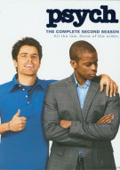 Psych: The Complete Second Season Movie