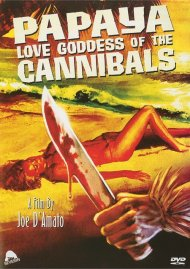 Papaya: Love Goddess Of The Cannibals Movie