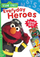 Sesame Street: Everyday Heroes 3 Pack Movie