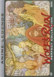 Wolfs Rain: Anime Legends Perfect Collection Movie