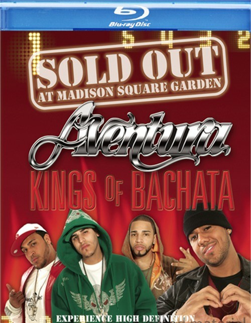 Aventura: Kings Of Bachata - Sold Out At Madison Square Garden Blu-ray