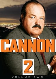 Cannon: Season Two - Volume Two Movie