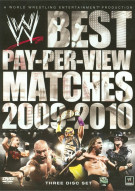 WWE: Best Pay-Per-View Matches 2009 - 2010 Movie
