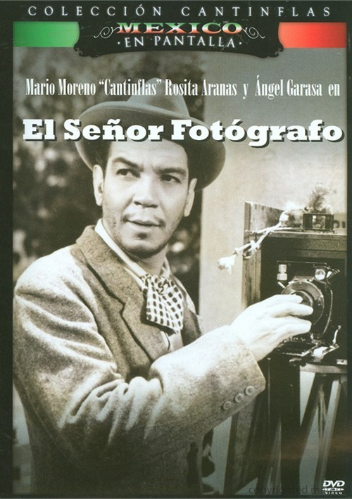 El Senor Fotografo Movie
