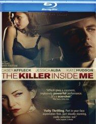 Killer Inside Me, The Blu-ray
