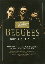 Bee Gees: One Night Only - Anniversary Edition Movie