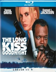 Long Kiss Goodnight, The Blu-ray