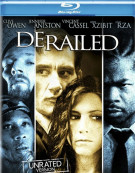 Derailed: Unrated Blu-ray