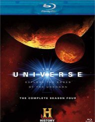 Universe, The: The Complete Season Four Blu-ray