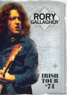 Rory Gallagher: Irish Tour 74 Movie