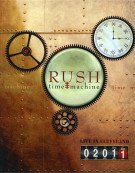Rush: Time Machine 2011 - Live In Cleveland Blu-ray