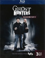 Ghost Hunters: Season 6 - Part 2 Blu-ray