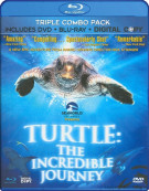 Turtle: The Incredible Journey (DVD + Blu-ray + Digital Copy) Blu-ray