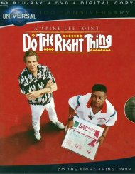 Do The Right Thing (Blu-ray + DVD + Digital Copy) Blu-ray