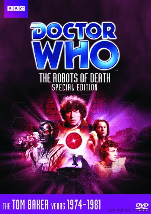 Doctor Who: The Robots Of Death - Special Edition Movie