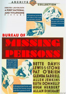 Bureau Of Missing Persons Movie
