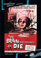 Brain That Wouldnt Die, The Movie