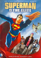 Superman Vs. The Elite  Movie