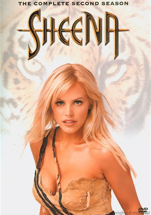 Sheena: The Complete Second Season Movie