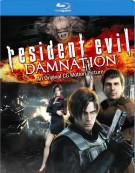 Resident Evil: Damnation (Blu-ray + UltraViolet) Blu-ray