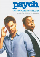 Psych: The Complete Sixth Season Movie