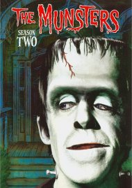 Munsters, The: The Complete Second Season (Repackage) Movie