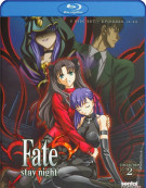 Fate / Stay Night: TV Collection 2 Blu-ray