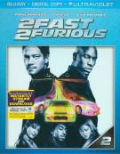 2 Fast 2 Furious (Blu-ray + Digital Copy + UltraViolet) Blu-ray