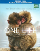 One Life (Blu-ray + DVD Combo) Blu-ray