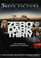Zero Dark Thirty (DVD + UltraViolet) Movie