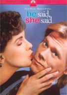 He Said, She Said Movie