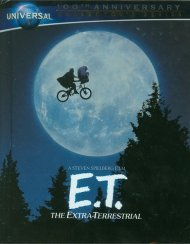 E.T. The Extra-Terrestrial (Digibook + Blu-ray + DVD + Digital Copy + UltraViolet) Blu-ray