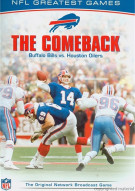 NFL Greatest Games: The Comeback Movie