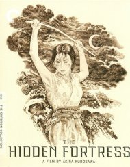 Hidden Fortress, The: The Criterion Collection (Blu-ray + DVD Combo) Blu-ray