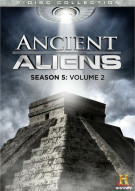 Ancient Aliens: Season Five - Volume Two Movie