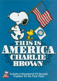 This Is America, Charlie Brown (Repackage) Movie