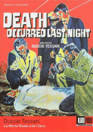 Death Occurred Last Night Movie