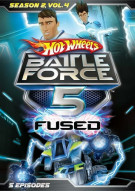 Hot Wheels Battle  5: Season 2 - Volume 4 Movie