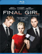 Final Girl Blu-ray