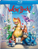 Were Back! A Dinosaurs Story Blu-ray