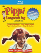 Pippi Longstocking Collection, The Blu-ray