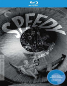 Speedy: The Criterion Collection Blu-ray