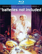 *Batteries Not Included Blu-ray
