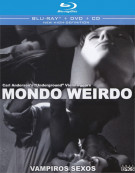 Mondo Weirdo/Vampiros Sexos (Blu-ray + DVD + CD) Blu-ray