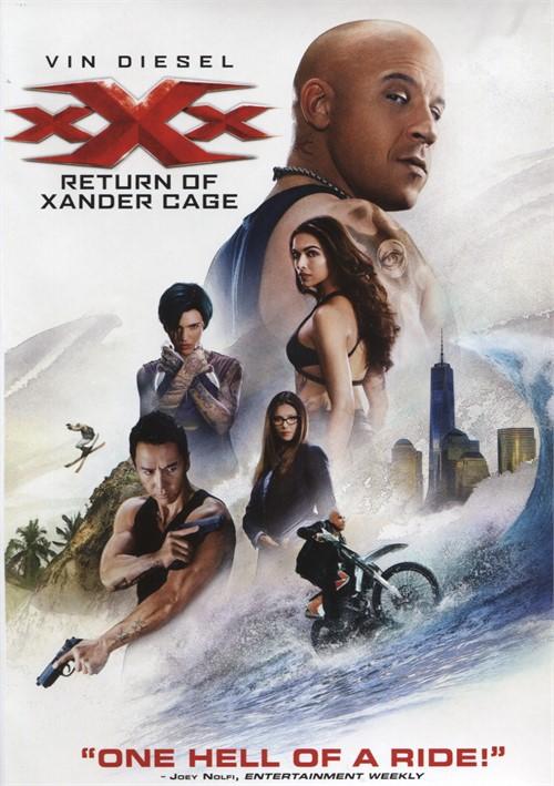 xXx: Return of Xander Cage Movie