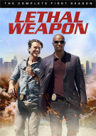 Lethal Weapon: The Complete First Season Movie