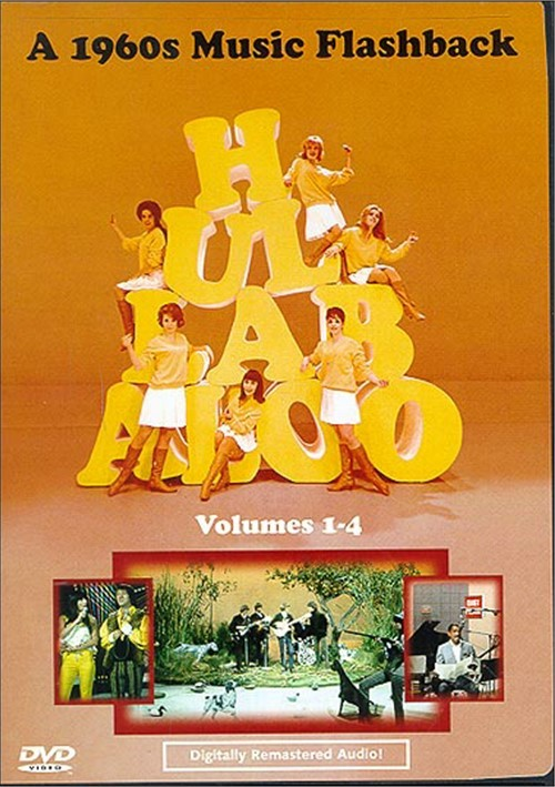 Hullabaloo: A 1960s Music Flashback - Vols.1-4 Movie