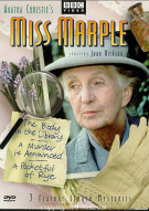 Agatha Christies Miss Marple: Gift Set Movie